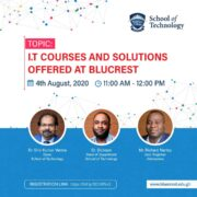 IT Courses and Solutions Offered At Bluecrest